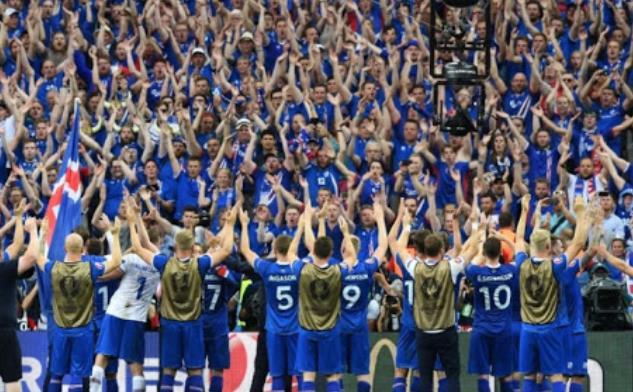 아이슬란드 축구